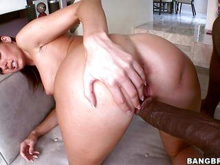 Секс с пирсингом на члене