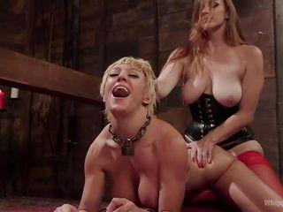 Порно страпон доминирование смотреть