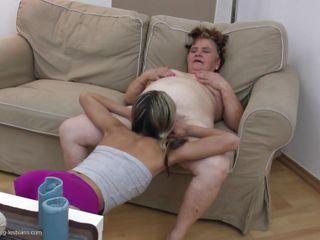 Жесткое порно русских лесбиянок