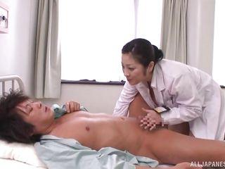 Рыжая медсестра