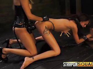 Госпожа и раб порно онлайн