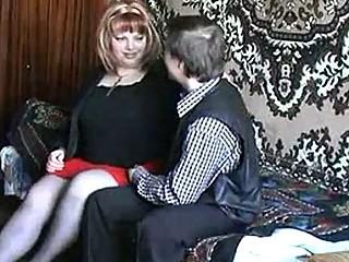 Русская зрелая шлюха любительское порно