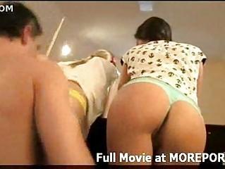 Порно видео жестокая порка