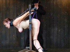 Порно видео связывание