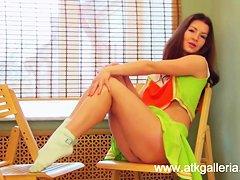 Рыжая русская порно актриса