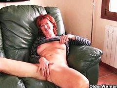 Порно видео зрелые британки