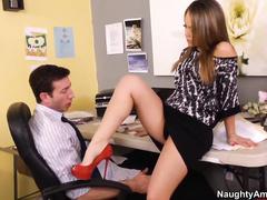 Русское любительское порно на работе
