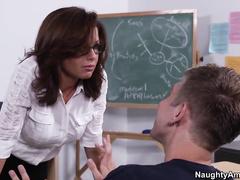 Учитель итальянского порно