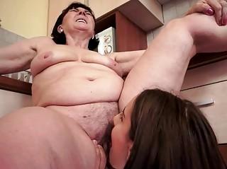 Русское порно старые лесбиянки