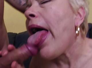 Порно зрелых дам французское